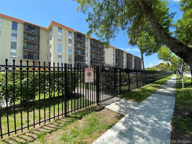 16851 NE 23rd Ave A108, North Miami Beach, FL 33160 (MLS #A10907206) :: The Teri Arbogast Team at Keller Williams Partners SW
