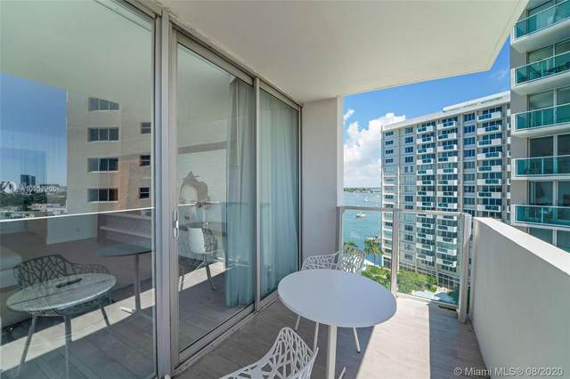 1100 West Ave #917, Miami Beach, FL 33139 (MLS #A10907208) :: Berkshire Hathaway HomeServices EWM Realty