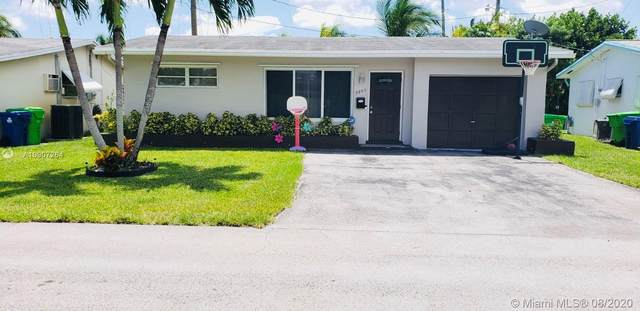 8200 NW 23rd St, Sunrise, FL 33322 (MLS #A10907264) :: United Realty Group