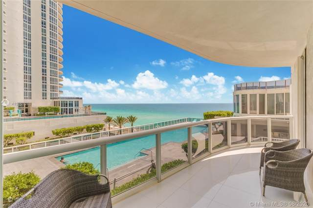 15811 Collins Ave #502, Sunny Isles Beach, FL 33160 (MLS #A10907268) :: The Pearl Realty Group