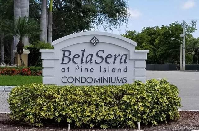 721 N Pine Island Rd #213, Plantation, FL 33324 (MLS #A10907281) :: The Teri Arbogast Team at Keller Williams Partners SW