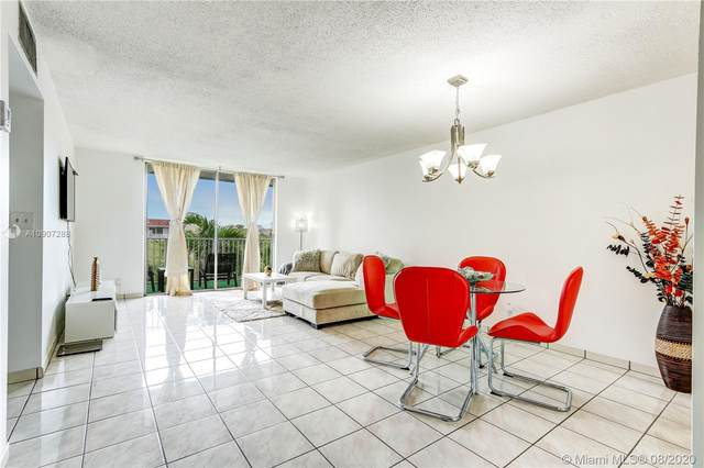 8511 NW 8th St #406, Miami, FL 33126 (MLS #A10907288) :: Lifestyle International Realty
