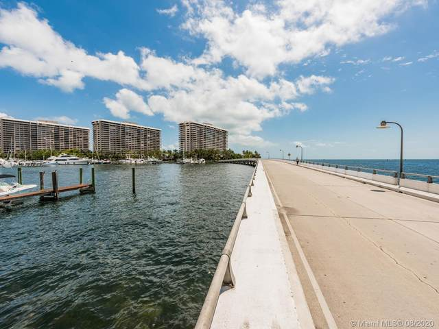 2 Grove Isle Dr B804, Miami, FL 33133 (MLS #A10907297) :: The Pearl Realty Group