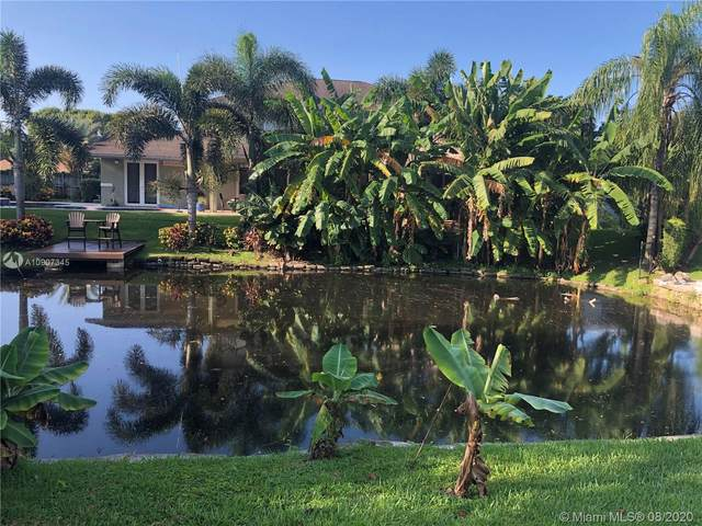 SW 1 Place, Plantation, FL 33325 (MLS #A10907345) :: United Realty Group