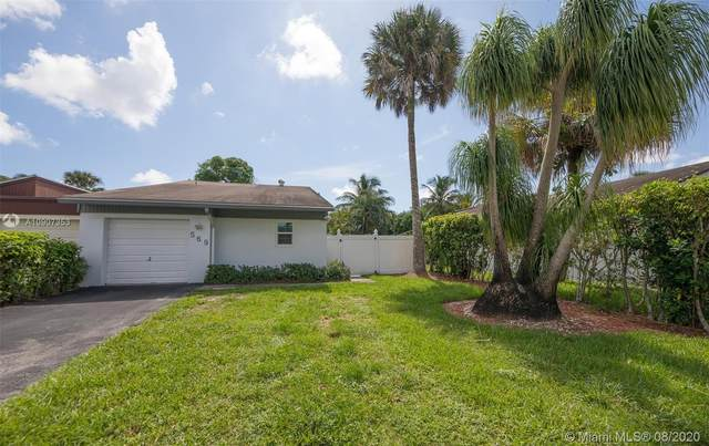 569 NW 47th Ave, Delray Beach, FL 33445 (MLS #A10907353) :: Lifestyle International Realty