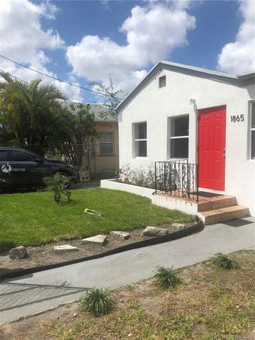 1865 NW 45th St, Miami, FL 33142 (MLS #A10907359) :: The Howland Group