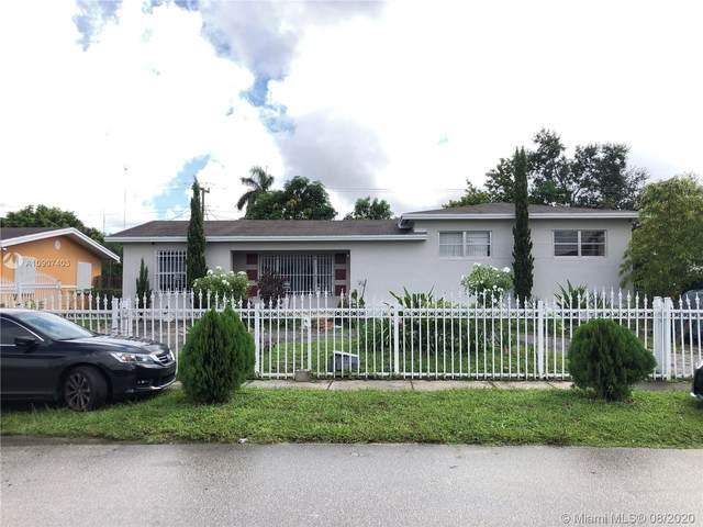 1011 NW 185th Dr, Miami Gardens, FL 33169 (MLS #A10907403) :: Lifestyle International Realty