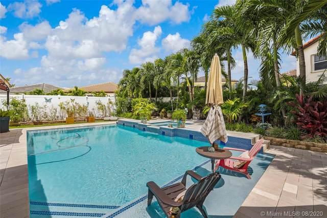 9443 SW 170th Path, Miami, FL 33196 (MLS #A10907444) :: Prestige Realty Group