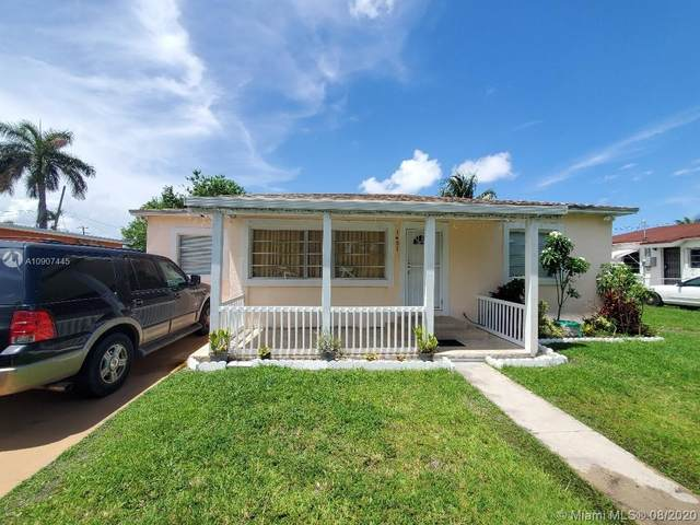 1451 NW 92nd St, Miami, FL 33147 (MLS #A10907445) :: The Howland Group