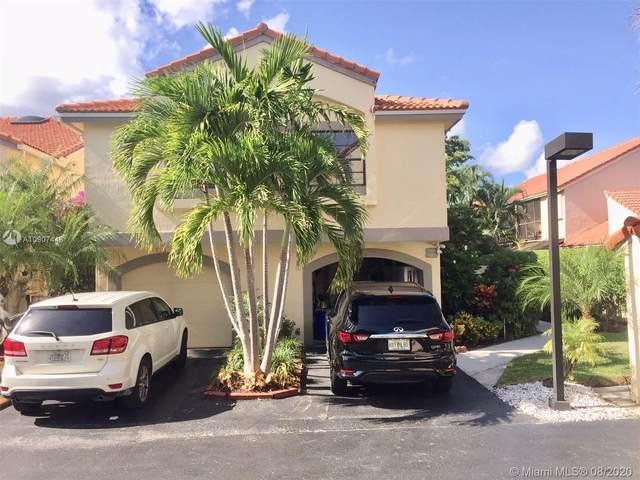 3520 Magellan Cir #738, Aventura, FL 33180 (MLS #A10907448) :: Prestige Realty Group
