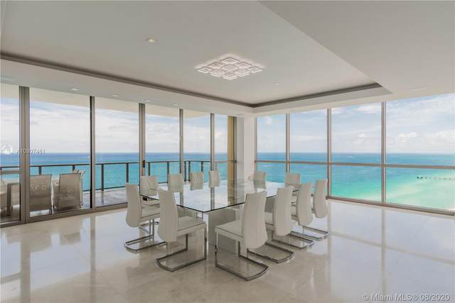 17749 Collins 2701/02, Sunny Isles Beach, FL 33160 (MLS #A10907461) :: Carole Smith Real Estate Team