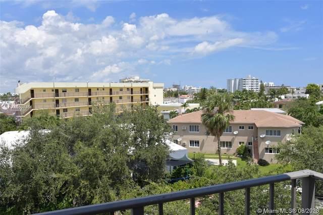990 Biarritz Dr #501, Miami Beach, FL 33141 (MLS #A10907464) :: Prestige Realty Group