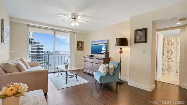 770 Claughton Island Dr #1113, Miami, FL 33131 (MLS #A10907487) :: Prestige Realty Group