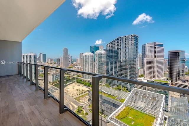 88 SW 7th St #3601, Miami, FL 33130 (MLS #A10907503) :: Prestige Realty Group