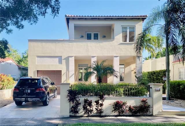 612 Alcazar Ave, Coral Gables, FL 33134 (MLS #A10907506) :: The Azar Team