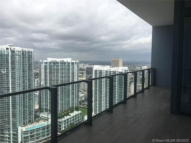 68 SE 6th St #4110, Miami, FL 33131 (MLS #A10907515) :: Berkshire Hathaway HomeServices EWM Realty