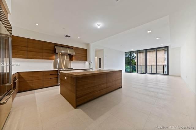 3581 E Glencoe St #308, Miami, FL 33133 (MLS #A10907524) :: Ray De Leon with One Sotheby's International Realty
