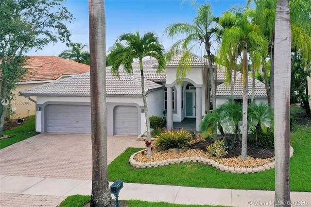 2537 Jardin Ter, Weston, FL 33327 (MLS #A10907568) :: United Realty Group