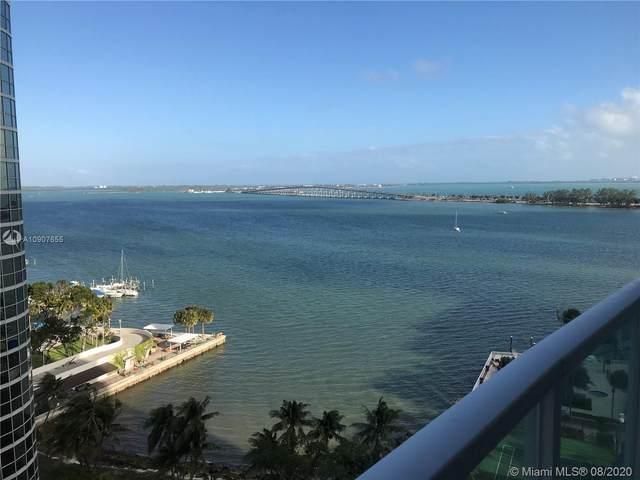 2101 Brickell Ave #1005, Miami, FL 33129 (MLS #A10907655) :: Carole Smith Real Estate Team