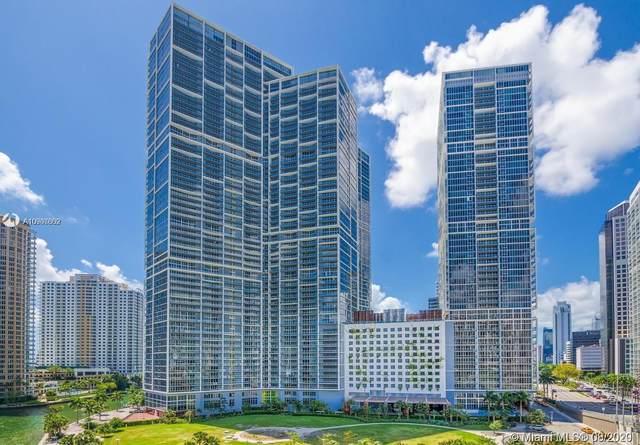 485 Brickell Ave #3207, Miami, FL 33131 (MLS #A10907662) :: Castelli Real Estate Services