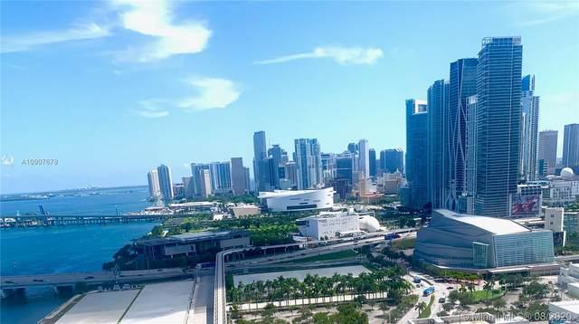 1717 N Bayshore Dr A-3253, Miami, FL 33132 (MLS #A10907678) :: Berkshire Hathaway HomeServices EWM Realty