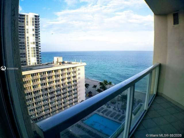 16699 Collins Ave #1505, Sunny Isles Beach, FL 33160 (MLS #A10907706) :: Castelli Real Estate Services
