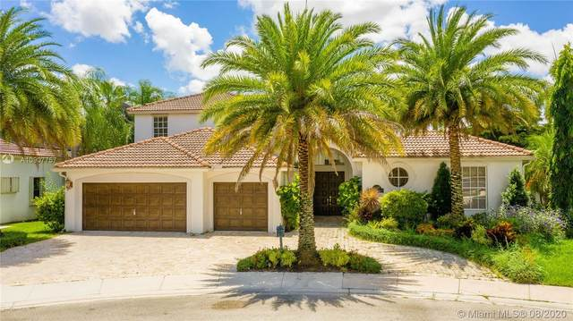 2467 Eagle Run Dr, Weston, FL 33327 (MLS #A10907757) :: Green Realty Properties