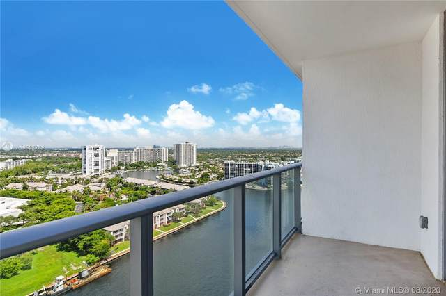 4010 S Ocean Dr R1708, Hollywood, FL 33019 (MLS #A10907798) :: Carole Smith Real Estate Team
