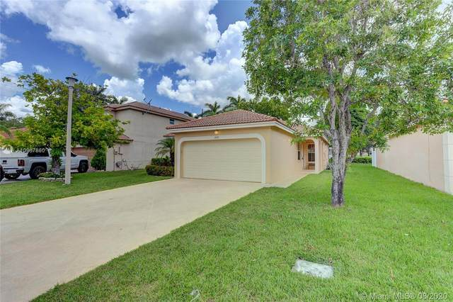 18391 NW 8th St, Pembroke Pines, FL 33029 (MLS #A10907860) :: Grove Properties