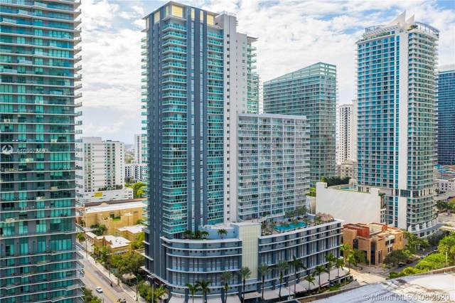1250 S Miami Ave #1812, Miami, FL 33130 (MLS #A10907865) :: The Teri Arbogast Team at Keller Williams Partners SW