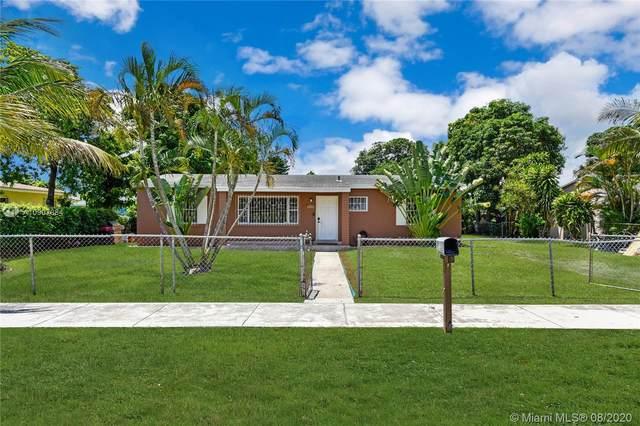 15760 NW 27th Ct, Miami Gardens, FL 33054 (MLS #A10907884) :: Grove Properties