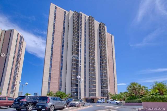 20301 W Country Club Dr #2128, Aventura, FL 33180 (MLS #A10907973) :: United Realty Group