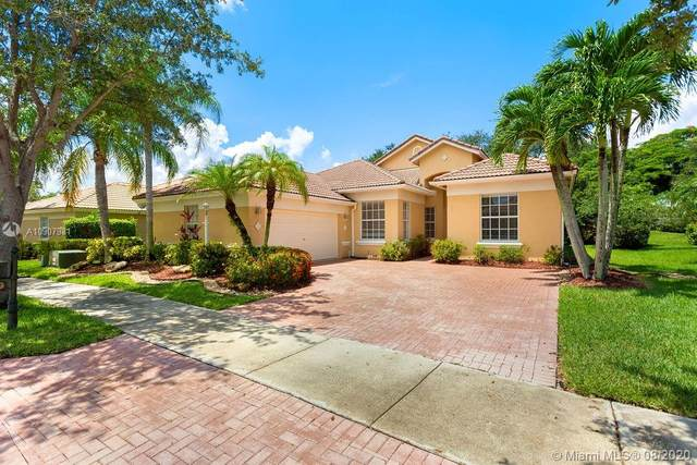 7049 NW 113th Ave, Parkland, FL 33076 (MLS #A10907981) :: The Howland Group