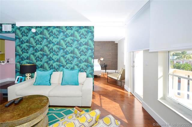 1150 Euclid Ave #304, Miami Beach, FL 33139 (MLS #A10907994) :: Search Broward Real Estate Team