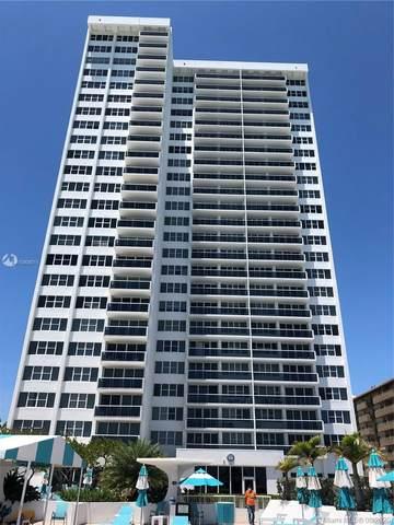 3140 S Ocean Dr #502, Hallandale Beach, FL 33009 (MLS #A10908011) :: ONE Sotheby's International Realty