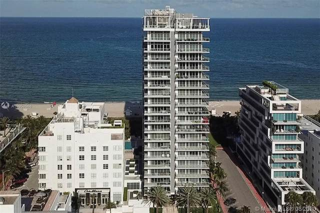 3737 Collins Ave S-1004, Miami Beach, FL 33140 (MLS #A10908068) :: KBiscayne Realty