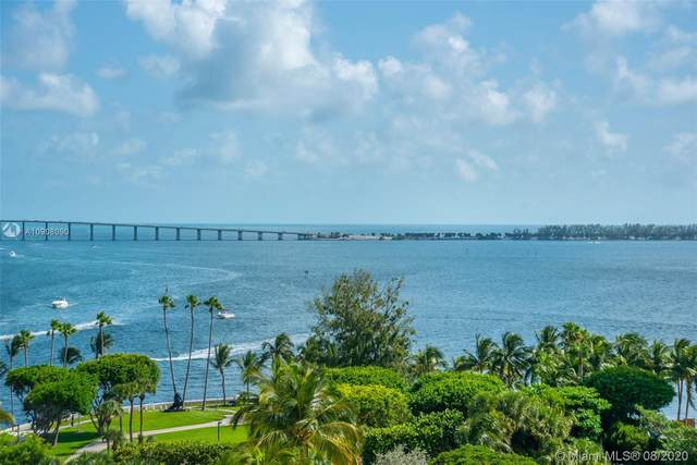770 Claughton Island Dr #1108, Miami, FL 33131 (MLS #A10908090) :: The Teri Arbogast Team at Keller Williams Partners SW