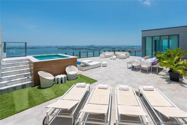 460 NE 28th St #4304, Miami, FL 33137 (MLS #A10908104) :: Berkshire Hathaway HomeServices EWM Realty