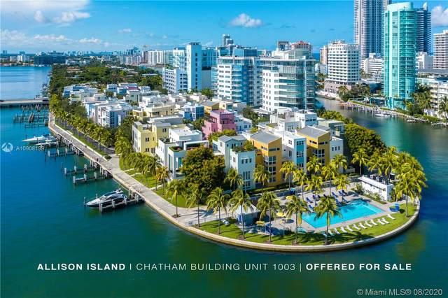201 Aqua Ave #1003, Miami Beach, FL 33141 (MLS #A10908199) :: Ray De Leon with One Sotheby's International Realty