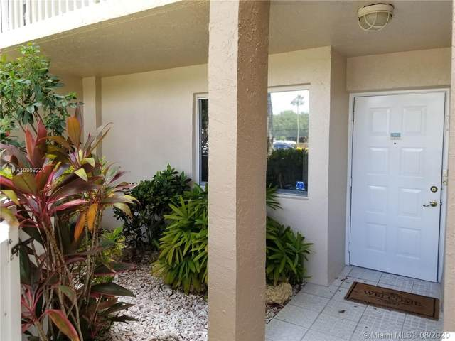 9587 Weldon Cir B114, Tamarac, FL 33321 (MLS #A10908224) :: The Rose Harris Group