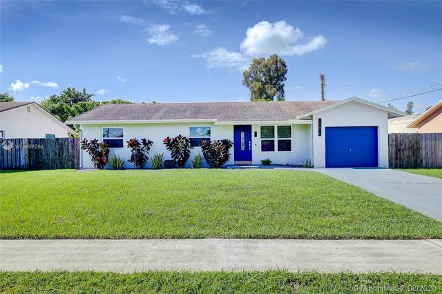 12610 SW 2nd St, Plantation, FL 33325 (MLS #A10908264) :: The Rose Harris Group