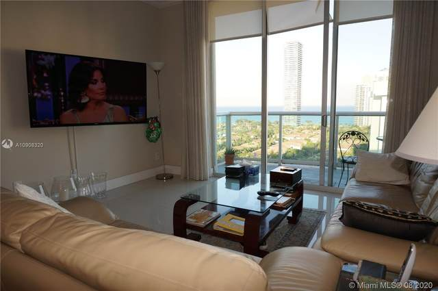 19390 Collins Ave Ph-26, Sunny Isles Beach, FL 33160 (MLS #A10908320) :: The Teri Arbogast Team at Keller Williams Partners SW