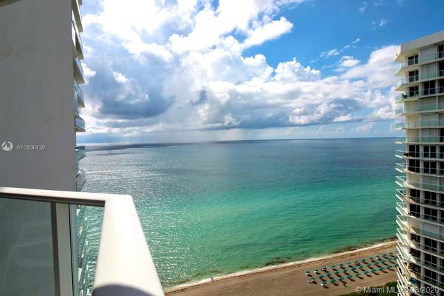 16485 Collins Ave #2438, Sunny Isles Beach, FL 33160 (MLS #A10908439) :: Berkshire Hathaway HomeServices EWM Realty