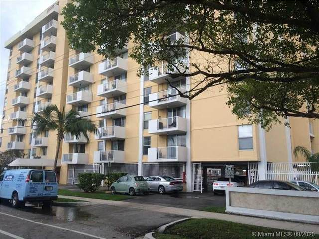 2020 NE 135th St #802, North Miami, FL 33181 (MLS #A10908488) :: ONE Sotheby's International Realty