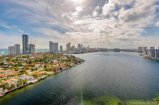 19195 SE Mystic Pointe Dr #2501, Aventura, FL 33180 (MLS #A10908734) :: United Realty Group