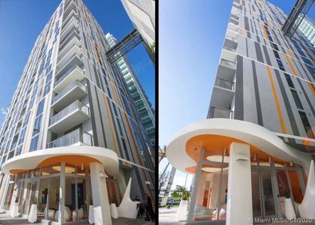 31 SE 6th St #306, Miami, FL 33131 (MLS #A10908803) :: Berkshire Hathaway HomeServices EWM Realty