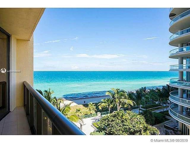 16275 Collins Ave #602, Sunny Isles Beach, FL 33160 (MLS #A10908866) :: Berkshire Hathaway HomeServices EWM Realty