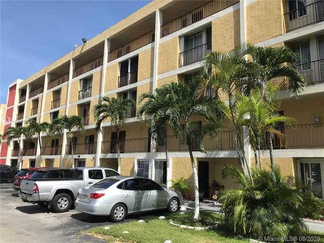 9240 Fontainebleau Blvd #208, Miami, FL 33172 (MLS #A10908878) :: Berkshire Hathaway HomeServices EWM Realty