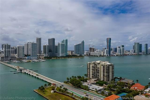 801 N Venetian Dr #907, Miami Beach, FL 33139 (MLS #A10908881) :: The Paiz Group