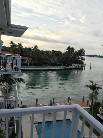 10250 W Bay Harbor Dr 4B, Bay Harbor Islands, FL 33154 (MLS #A10908890) :: Patty Accorto Team